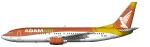 Adamair Boeing 737