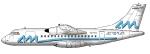 Aeromar ATR-42
