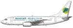 Aerosvit Boeing 737