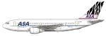 African Safari Airbus A310