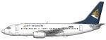 Air Astana Boeing 737