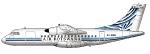 Air Botswana ATR-42