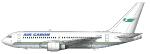 Air Gabon Boeing 767
