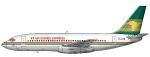 Air Guinee Boeing 737