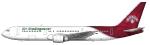 Air Madagasgar Boeing 767