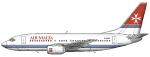 AIR Malta Boeing 737