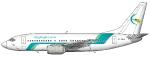 Air Mauritanie Boeing 737