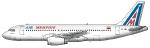 Air Memphis Airbus A320