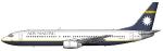 Air Nauru Boeing 737-800