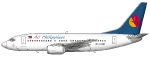 Air Philippines Boeing 73