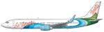 Air Vanatu B737-800