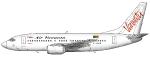 Air Vanatu Boeing 737