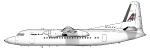Amerer Fokker 50