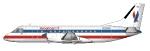 American Eagle Saab 340