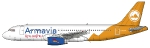 Armavia Airbus A320