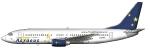 Astraeus Boeing 737-400