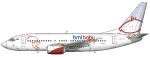 BMI Baby Boeing 737