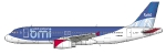 BMI British Midland Airbus A320