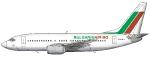 Bulgaria Air Boeing 737