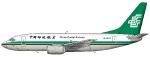 China Postal Boeing 737