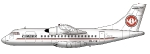 Cimber ATR-42