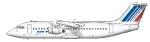 City Jet BAe146