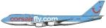 Corsair Boeing 747-400