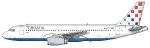 Croatia Airbus A320