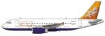 Drukair Airbus A319