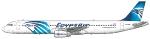 EgyptAir Airbus A321