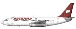 Estafeta Boeing 737