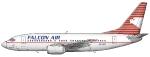 Falcon Air Boeing 737