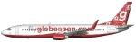 FlyGlobespan Boeing 737