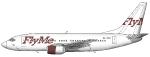 FlyMe Boeing 737