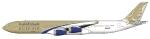 Gulf Air Airbus A340