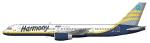 Harmony Boein 757-200