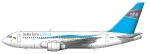 HewaBoraAirlines B767
