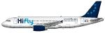 HiFly Airbus A320