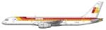 Iberia Boeing 757-200
