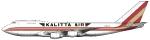 Kalitta Boeing 747