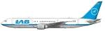 LAB Boeing 767-300