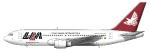 LAM Boeing 767-200