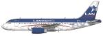 LAN Express Airbus A319