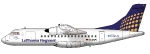 Lufthansa Regional ATR-42