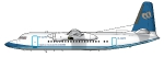 Mandarin- Fokker 50