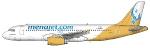 MenaJet Airbus A320