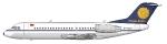 Myanma Fokker 100