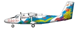 Nature Air Twin Otter