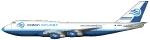 Ocean Airlines Boeing 747