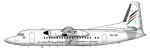 Palestinian Fokker 50